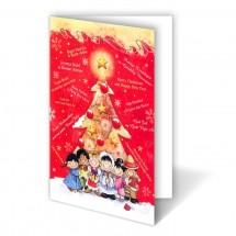 Kalėdinis atvirukas 011517
