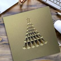 Kalėdinis atvirukas FS902az