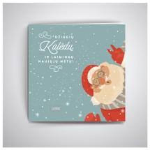 Kalėdiniai atvirukai IRKW07