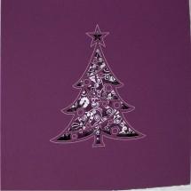 Kalėdinis atvirukas FS624kf