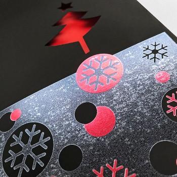 Kalėdinis atvirukas H1912