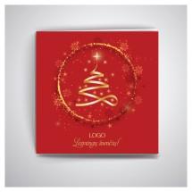 Kalėdiniai atvirukai IRKW30