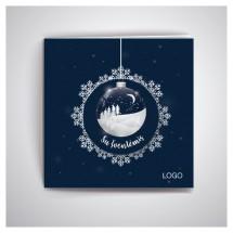 Kalėdiniai atvirukai IRKW31