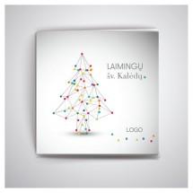 Kalėdiniai atvirukai IRKW37