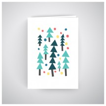 Kalėdinis atvirukas GV185