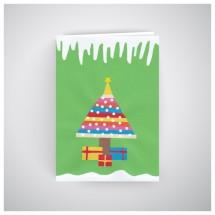 Kalėdinis atvirukas GV1920