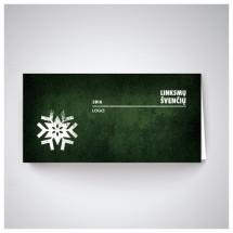 Kalėdinis atvirukas RHW02