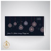 Kalėdinis atvirukas  UH04