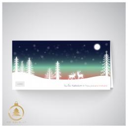 Kalėdinis atvirukas  UH05