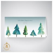Kalėdinis atvirukas  UH07