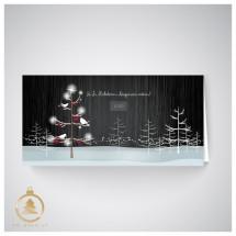 Kalėdinis atvirukas  UH08
