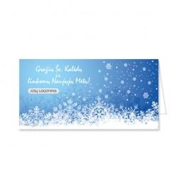 Kalėdinis atvirukas ndh018