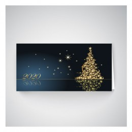 Kalėdinis atvirukas SH003