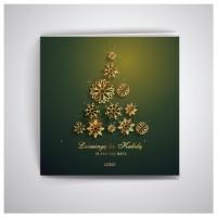 Kalėdinis atvirukas GKW51