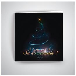 Kalėdinis atvirukas RKW13