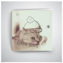 Kalėdinis atvirukas RKW14