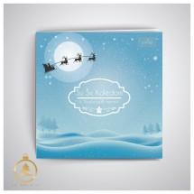 Kalėdinis atvirukas UKW01-1