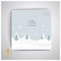 Kalėdinis atvirukas UKW03