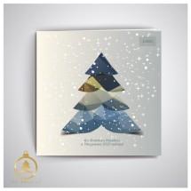 Kalėdinis atvirukas UKW04