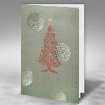 Kalėdinis atvirukas FT7508K