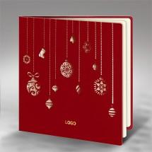 Kalėdinis atvirukas FS242bg