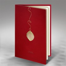 Kalėdinis atvirukas FS555bg