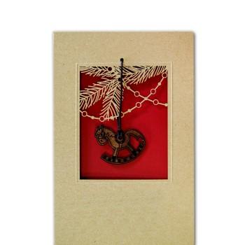 Kalėdinis atvirukas FS561eco