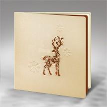 Kalėdinis atvirukas FS595p