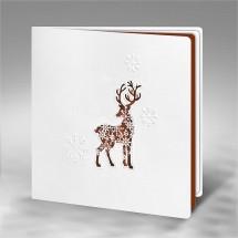 Kalėdinis atvirukas FS595tb