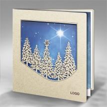 Kalėdinis atvirukas FS605