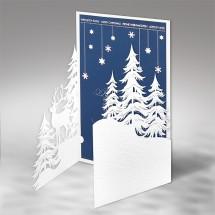 Kalėdinis atvirukas FS613
