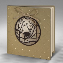 Kalėdinis atvirukas FS754