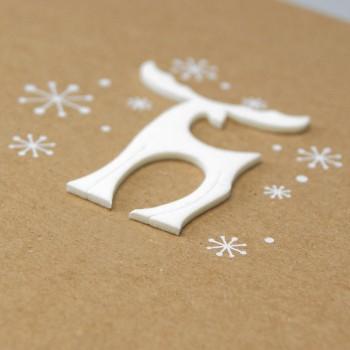 Kalėdinis atvirukas FS761