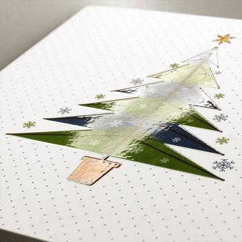Kalėdinis atvirukas FS770