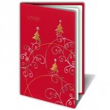 Kalėdinis atvirukas FS170cg