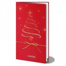 Kalėdinis atvirukas FS186j