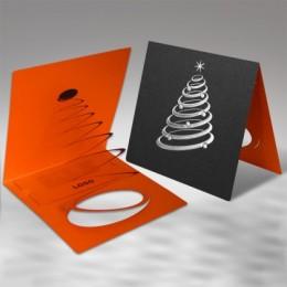 Kalėdinis atvirukas FS466
