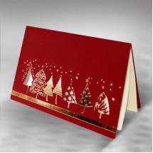 Kalėdinis atvirukas FS147bg