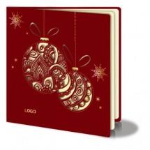 Kalėdinis atvirukas FS240bg