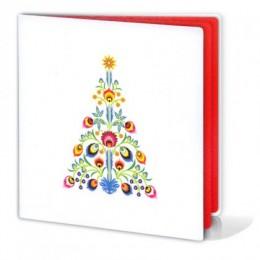 Kalėdinis atvirukas FS294tb