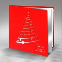 Kalėdinis atvirukas FS323cg