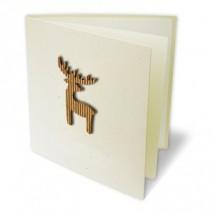 Kalėdinis atvirukas FS334e