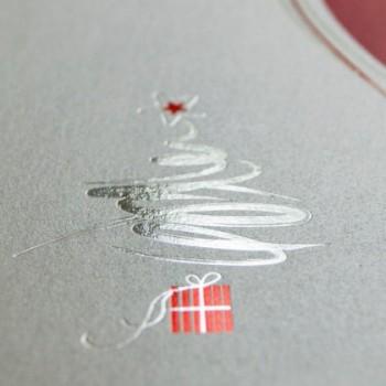 Kalėdinis atvirukas FS350s