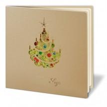 Kalėdinis atvirukas FS375p