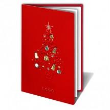 Kalėdinis atvirukas FS390cg