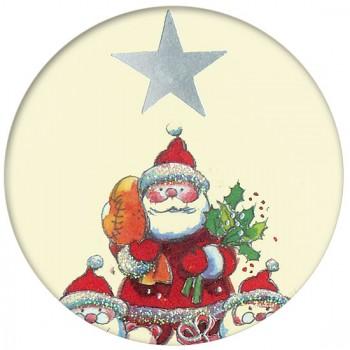 Kalėdinis atvirukas CFB002.058.12703