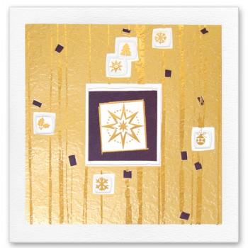 Kalėdinis atvirukas CFB012115