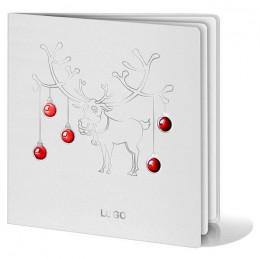 Kalėdinis atvirukas FS273tb
