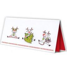 Kalėdinis atvirukas FS281