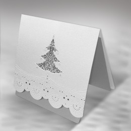 Kalėdinis atvirukas FS322tb
